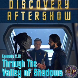 DSC 2.12: Through The Valley of Shadows