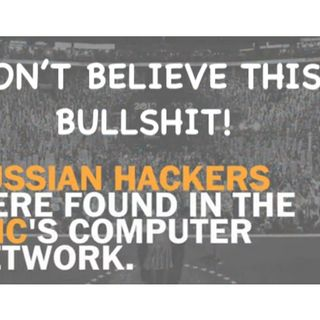 Black #Democrat Explains Why #Russia Did Not #Hack Into The #DNC.