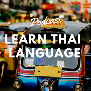 Learn Thai Language l BYU99.COM
