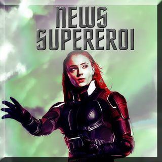 News Supereroi (e commento Shadowhunters)