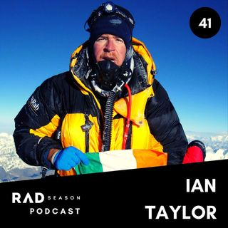 What to Know About Everest and Trekking Around The World | Ian Taylor