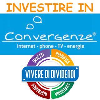 INVESTIRE IN AZIONI CONVERGENZE - ne parliamo con il CEO Rosario Pingaro