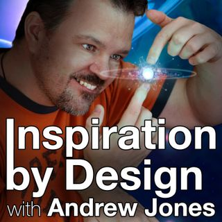 Inspiration by Design with Andrew Jones - ArtisticBrit - Show Intro