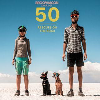 #4 Tomas and Luba @stepoutandexplore – 50 Ways on the BroomWagon