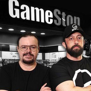 A Melhor Live Sobre o Caso GameStop - ÁREA 51 LIVE