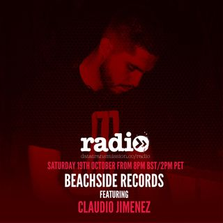 Beachside Records Radioshow Episode # 24 by Claudio Jimenez