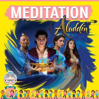 Aladdin Meditation for Kids