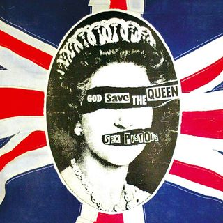 1-11 SEX PISTOLS - God Save The Queen