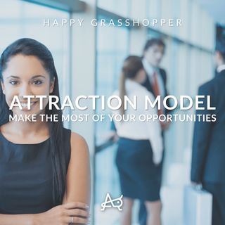 Real Estate Recruiting In A Hot Market - The Attraction Model Podcast