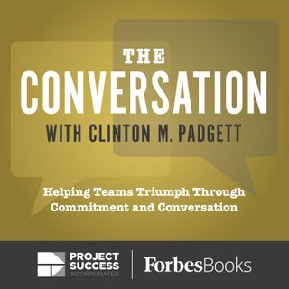 The Conversation with Clinton M. Padgett