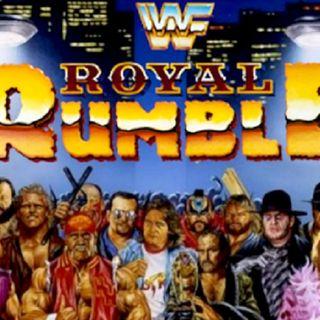 ENTHUSIASTIC REVIEWS #104: WWF Royal Rumble 1992 Watch-Along