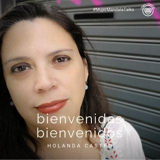 Bienvenidas/os a Mujer Mandala Talks