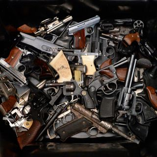 Ep. 23: America's grim bargain on guns