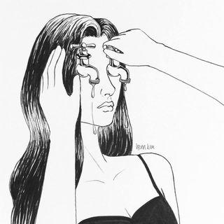 Perché non riesco a piangere, distanziamento emotivo