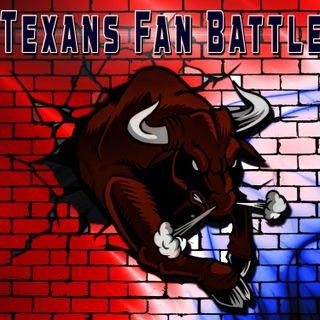 Texans Fan Battle