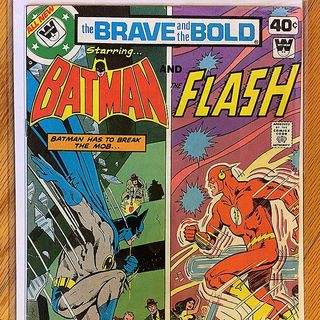 Episode 008 - Brave and Bold No. 151 (Whitman Variant), June 1979, DC Comics