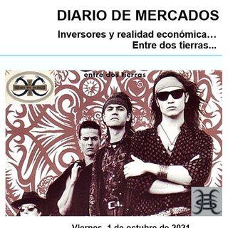 DIARIO DE MERCADOS Viernes 1 Oct