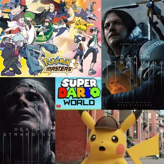 SDW - Ep 36: Pokemon & Death Stranding