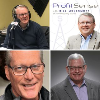 ProfitSense with Bill McDermott, Episode 9: Erik Christensen, Bulldog Movers, and Colin Blalock, Jones and Kolb