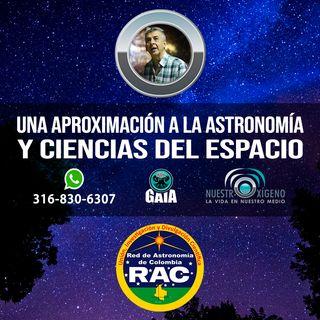NUESTRO OXÍGENO Una aproximación a la astronomía y las ciencias del espacio -Marino Guarín