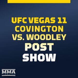 UFC Vegas 11 Post-Fight Show