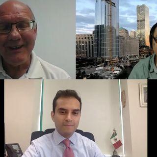 CAT Con entrevista a Javier Maupome y el abogado Donald Kempster sobre DACA