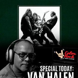 SPECIAL TODAY: VAN HALEN