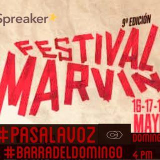 Especial Festival Marvin