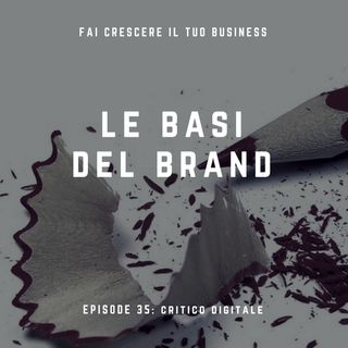 Le basi del brand