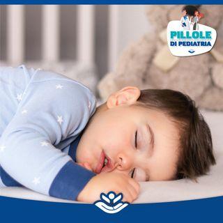 Difficoltà nel sonno dei bambini
