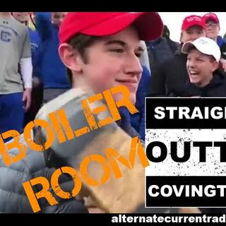 Straight Outta Covington - Counter Culture Madness - Davos vs. The World