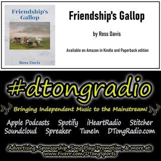 #MusicMonday on #dtongradio - Powered by friendshipsgallop.wordpress.com