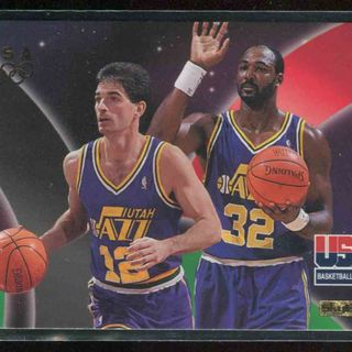 Buffa e Tranquillo - 1997 Nba Finals - Bulls Vs Jazz - Gara 3 - 2Q