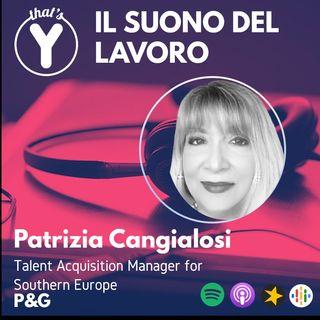 """""""Il Suono del Lavoro"""" con Patrizia Cangialosi P&G"""