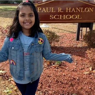 Young Westwood girl is promoting the power of friendship