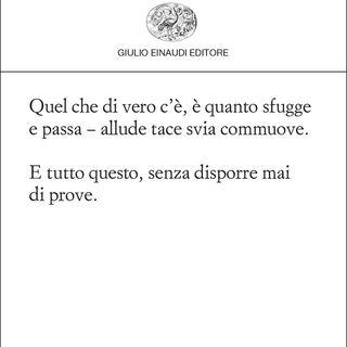 """Franco Marcoaldi """"Tutto qui"""""""