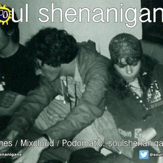 EP 543 ::: Soul Shenanigans ::: 2020 February 18th (Andrew Weatherall Tribute)