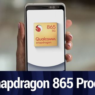 The New Qualcomm Snapdragon 865 Processor   TWiT Bits