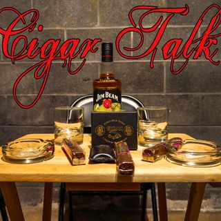 Cigar Talk Episode 1 It's Only The Beginning
