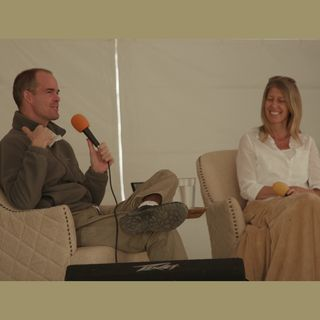 Strawberry Fields Enlightenment Retreat: Relationships Talk with Kirsten and Jason
