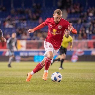 Schwartz on Sports: New York Red Bulls' Daniel Royer