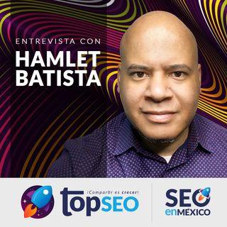 🥇 SEO y automatizaciones en Python con Hamlet Batista
