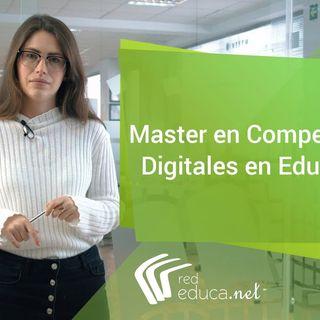 Master Europeo en Competencias Digitales en Educación