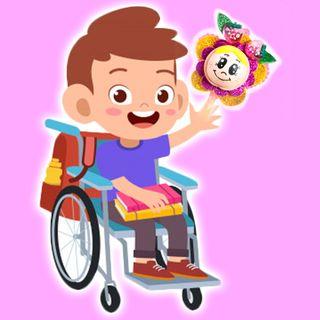 3. Lucas y la silla de ruedas. Cuento infantil para la integración