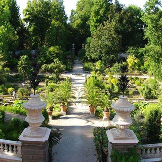 Audioviaggio 8 - Orto Botanico di Padova. Oggi Book Your Italy è in VENETO