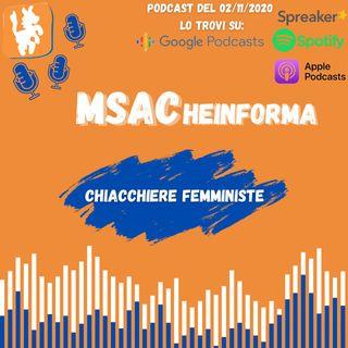 Chiacchiere femministe | con Simone e Sofia