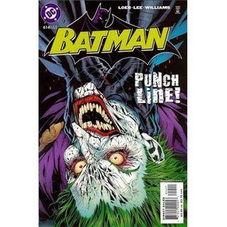 """Source Material #087 - Batman - """"Hush"""" (2002-2003) - part 2"""