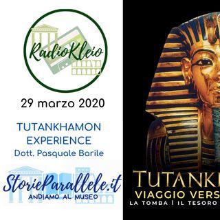 Andiamo al Museo: Tutankhamon Experience