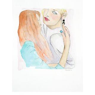 13° Racconto Bendato _ Adele e Corinne