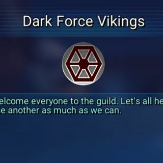 Dark Force Vikings Guild Cast Episode 2